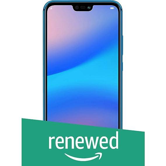 (Renewed) Huawei P20 Lite (Klein Blue)