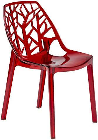LeisureMod Modern Cornelia Dining Chair