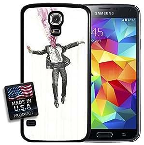 Ice Cream Exploded Head Galaxy S5 Hard Case