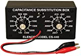 Elenco Capacitor Substitution Box Soldering Kit [ SOLDERING REQUIRED ]