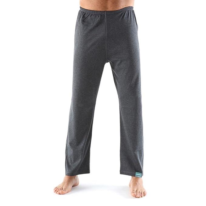 Tepso® Pantalones de Pijama Hombres contra la Psoriasis o Dermatitis atópica/Eczema