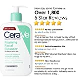 CeraVe Foaming Facial Cleanser | 16 Fl Oz | Daily