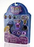 Blip Squinkies Princess Bubble Pack - Sleeping Beauty with Tiny Toys
