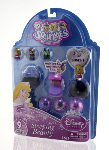 Blip Squinkies Princess Bubble Pack product image