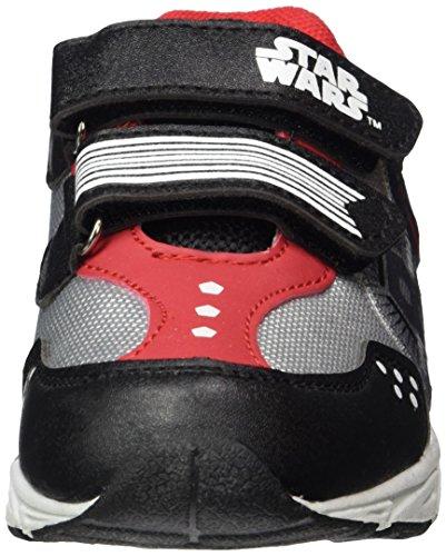 Star Wars Jungen Stw3803 Low-Top Schwarz