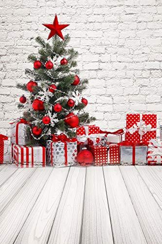 Gray Christmas Tree.Amazon Com Yeele 6 5x10ft Christmas Photography Background