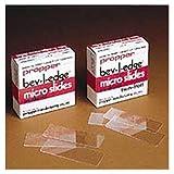 WP000-PT -153001 153001 Slide Bev-L-Edge Microscope Plain Glass 3x1'' 144/Bx Propper Mfg Co