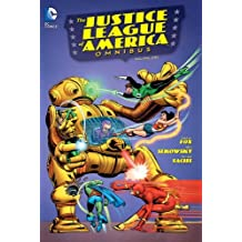 Justice League of America Omnibus Vol. 1 by Various (2014-04-22)