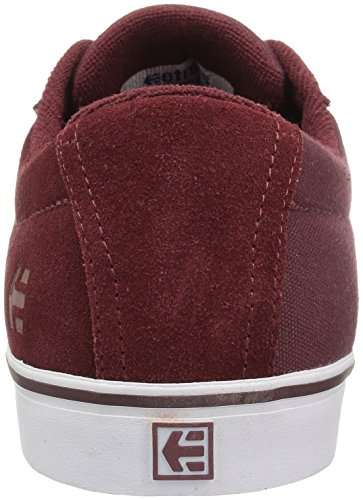 Etnies Jameson Vulc Men Sneaker burgundy/ tan/ white