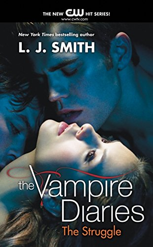 Book cover for The Vampire Diaries: The Struggle