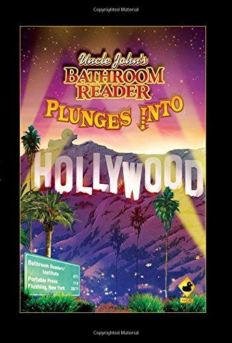 Download Uncle John's Bathroom Reader Plunges into Hollywood (Bathroom Readers) pdf