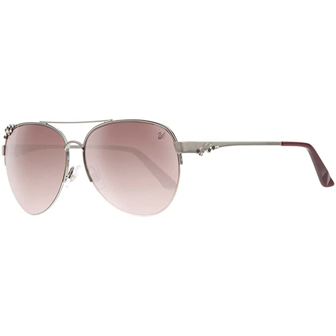 Amazon.com: Swarovski sk0025 Gafas de sol color 08Z: Clothing