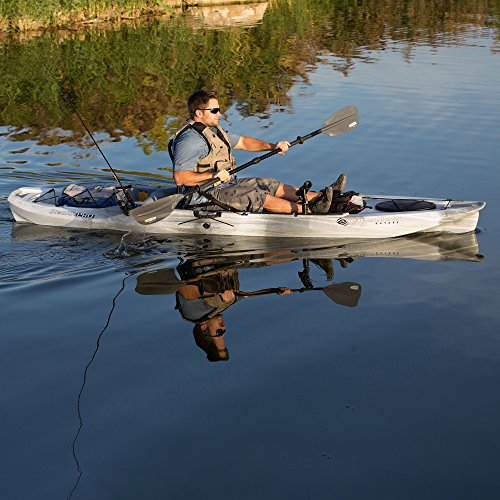 Lifetime Products Emotion Stealth Pro Angler 118 Fishing Kayak