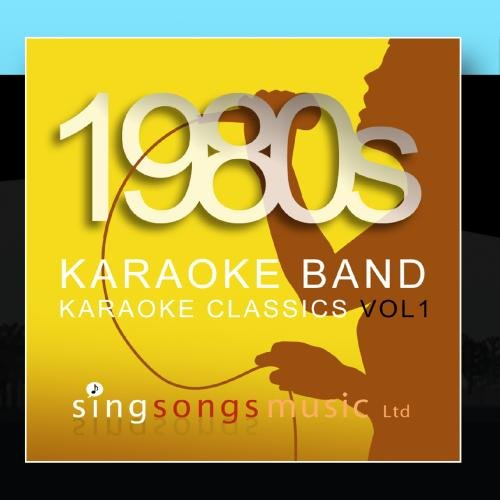 1980s Karaoke Classics Volume ()
