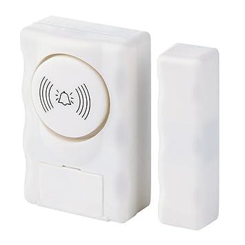 Grand Awakingdemi Capteur Magnétique Accueil Porte Fenêtre Alerte Du0027entrée Du0027alarme  Du0027avertissement