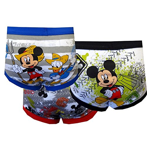 Handcraft Mickey Mouse Briefs pack