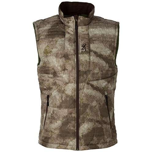 Browning Hell's Canyon Speed Shrike Vest, ATACS Arid/Urban, X-Large