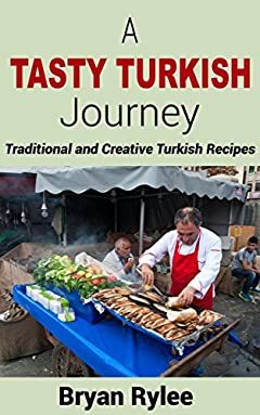 Mediterranean Cookbook for Beginners : A Tasty Turkish Journey: cooking books for beginners