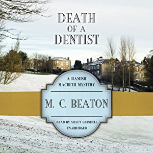 Death of a Dentist Audiobook