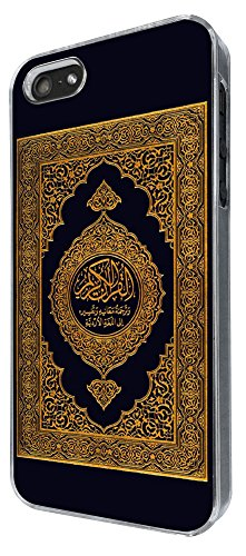 826 - Quran Muslim Holly Book Design iphone 4 4S Coque Fashion Trend Case Coque Protection Cover plastique et métal