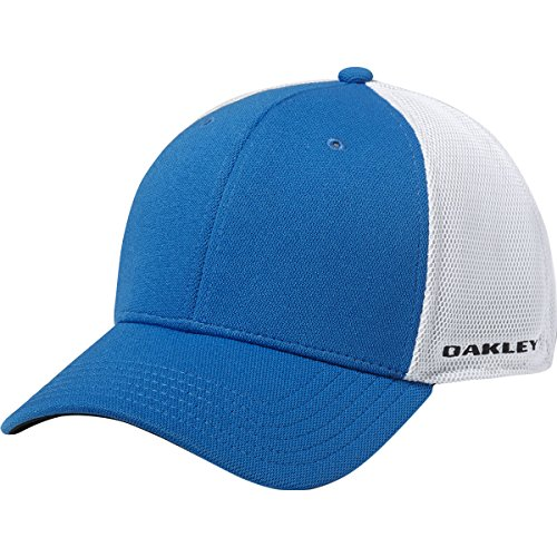 Oakley Mens Driver 2.0 Cresting Flexfit Hat Large/X-Large - For Oakley Head Large