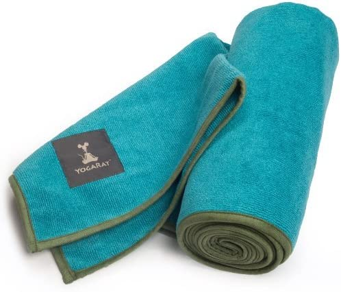 YogaRat Hot Thick Yoga Towel