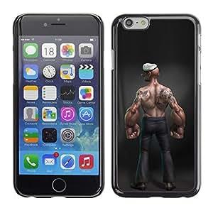 Ziland / Slim Design Case Cover Shel / Bodybuilding Man Muscle / Apple iPhone 5c