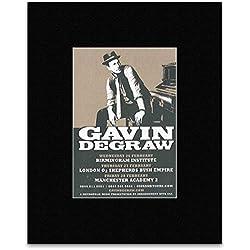 GAVIN DEGRAW - February 2014 Tour Mini Poster - 13.5x10cm