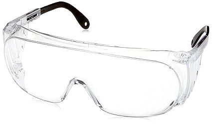 Uvex S0250X Ultra-spec 2000 Safety Eyewear, Clear Frame, Clear UV Extreme Anti