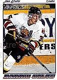(CI) Jan Bulis Hockey Card 1995-96 Slapshot