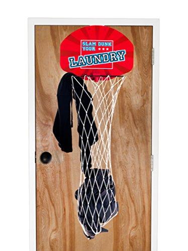 Trademark Over The Door Dunk Your Laundry Hamper Basketball