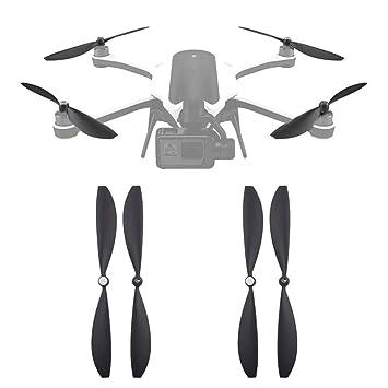 Burysez - 4 hélices de Repuesto para GoPro Karma Drone Prop ...