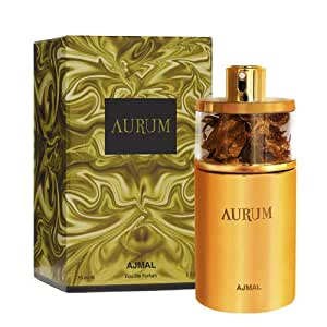 Ajmal Perfumes Aurum for Women Eaude Parfum, 75ml