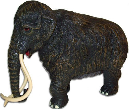 AAA 35001 Large Woolly Mammoth 35001 AAA Prehistoric Animal Replica Woolly [並行輸入品] B07419RV54, おむつケーキ クヌート:ebf6a782 --- arvoreazul.com.br