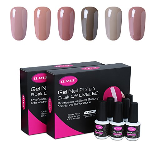 led gel polish starter kit - 9