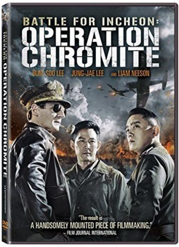 Battle For Incheon: Operation Chromite Liam Neeson Cj Entertainment 43449576 Action / Adventure