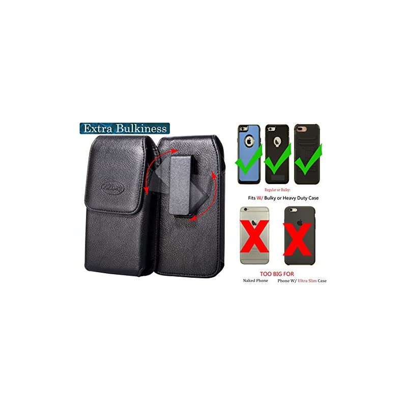 ZZbag Fits for Samsung Galaxy S8 S7 S6 S