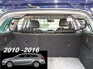 Rejilla Separador protección Guardsman Opel Astra J Sports Tourer desde 09.2010- 2015, para perros y maletas