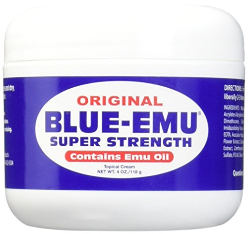 Blue Emu Oil (Blue-Emu Super Strength Emu Oil, 4)