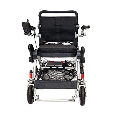 KD Smart Chair Power Electric Lightweight Wheelchair for Travel