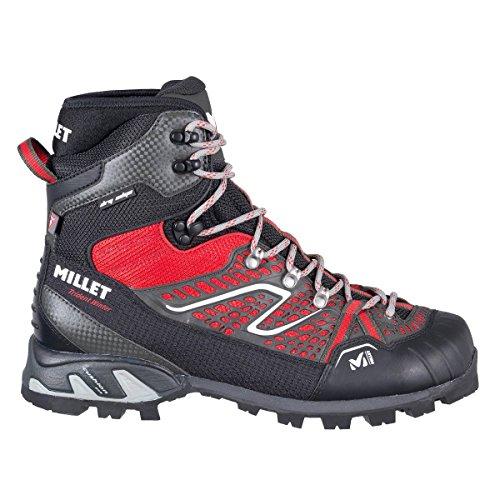 Adulte Chaussures Trident 000 MILLET Mixte Rouge Noir Randonnée Basses Winter de Multicolore E0ZdwqC