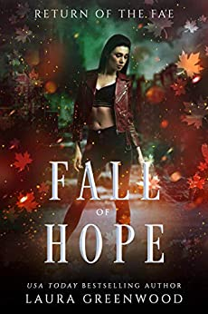 Wolf Blessed Fall Of Hope Return of the Fae Blessed Paranormal Apocalyptic Laura Greenwood Reverse Harem