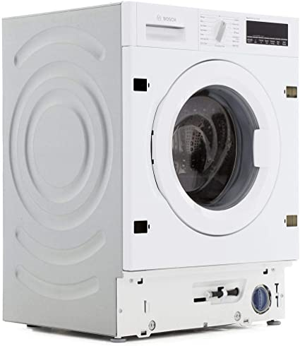 Bosch Serie 8 WIW28500GB 8kg 1400rpm Integrated Washing Machine - White [Energy Class A+++]