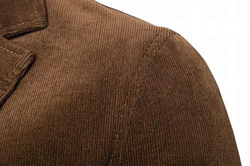 Longues Mode Automne Pour Hommes Business Blazer Classique Manches Xwq4Eq
