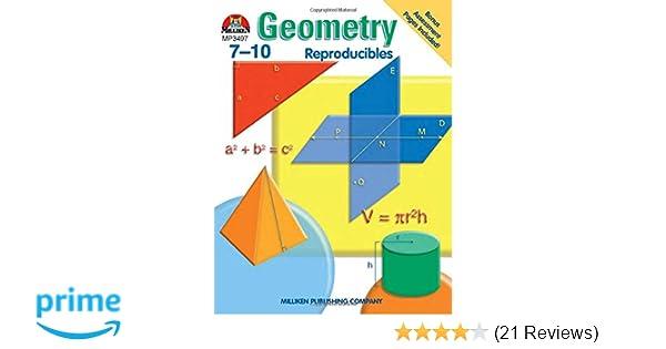 Geometry - Grades 7-10: Sara Freeman: 9780787705947: Amazon com: Books