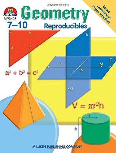 - Geometry - Grades 7-10