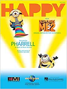 pharrell williams happy from despicable me 2 easy
