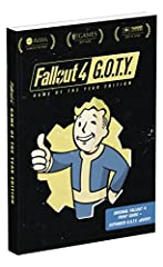 ORIGINAL FALLOUT 4 PRINT GUIDE + EXPANDED G.O.T.Y. eGUIDE!              Print Guide: Full coverage of the original Fallout 4 content.       G.O.T.Y. DLC Expansions: The free eGuide provides interactive maps plus coverage of ea...