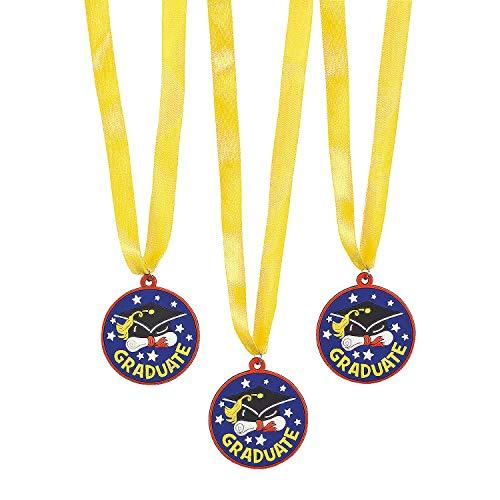 Rubber Graduate Medals