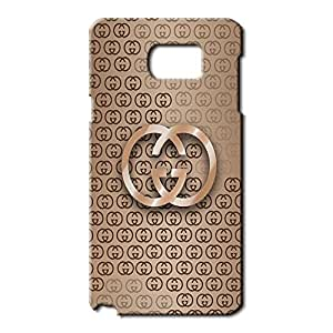 Classical Theme GUCCI Logo Design 3D Hard Plastic Case Cover Snap on Note 5 GUCCI Series